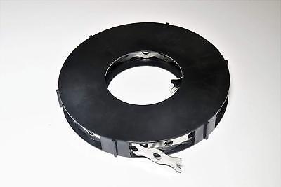 1 Rolle (10 m) Edelstahl-Lochband 17 mm / Wellenform