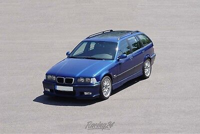 BMW 3er E46 2-türig Cabriolet Chrom M3 Tür Manuell Seitenspiegel Grundplatten