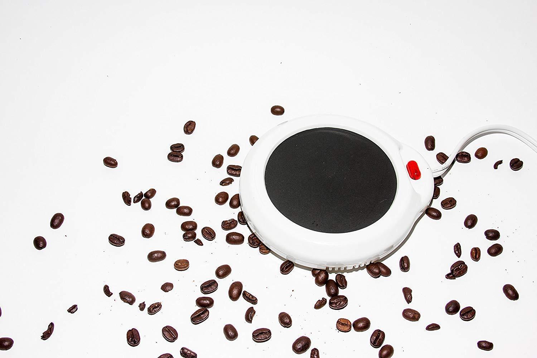 Beverage Coffee Mug Warmer, Cup Warmer for Desk, Auto Shut Off