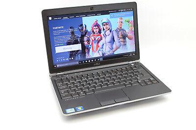 "Cheap gaming laptop Dell 13.3"" Intel I5 2ND 2.5Ghz 8GB 480GB SSD DVD Win 10 HDMI 2"