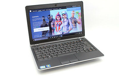 "Cheap gaming laptop Dell 14.1"" Intel I3 2.5Ghz 8GB 480GB SSD DVD Win 7 10 HDMI 2"