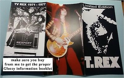 Marc Bolan - T.rex On Tv Double Dvd Set - Donated For Memorial Fund Raising :-) 4