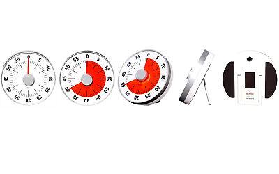 NOUVEAU: Horloge de cuisine avec support Time Timer Minuterie réveil Autism TDAH 7