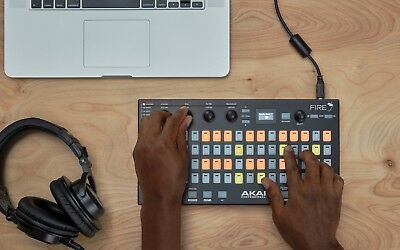 Akai Professional Fire FL Studio Performance Controller 11
