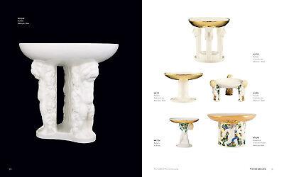 """Wiener Keramik"" Bertold Löffler Michael Powolny Werkverzeichnis 5"