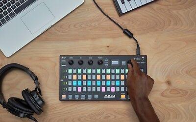 Akai Professional Fire FL Studio Performance Controller 10