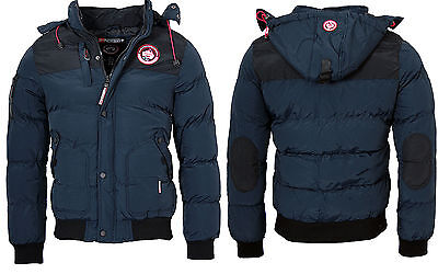 Geographical norway herren winterjacke vertigo