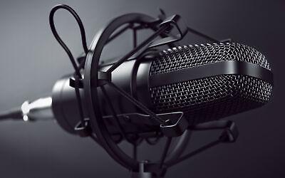 LIAM & DAAN Profi Podcast Set Studiomikrofon Set Großmembran Kondensatormikrofon 6