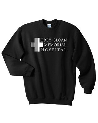 809057098 CafePress Grey Sloan Memorial Hospital Dark Sweatshirt