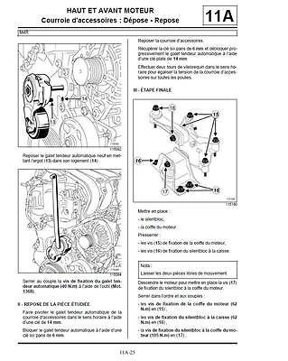 manuel atelier entretien r paration renault clio 3 fr eur 22 00 picclick fr. Black Bedroom Furniture Sets. Home Design Ideas