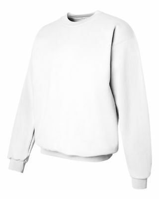 HANES NEW Men/'s Size S-3XL PrintProXP Ultimate Cotton Crew Crewneck Sweatshirt