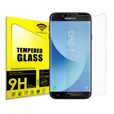 Actecom® Protector Cristal Templado Para Samsung Galaxy J5 2017 2.5D 9H 2