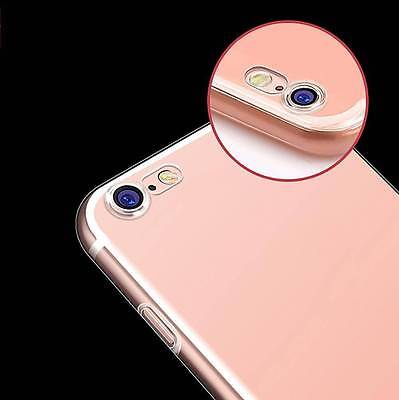 Ultra-Thin Clear Soft Silicone TPU Transparent Case Cover For iPhone 6S 7Plus XR 10