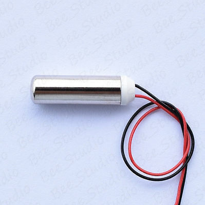 10PCS DC 1.5V~3V Waterproof Vibration Coreless Motor For Massager 8000-24000RPM 2