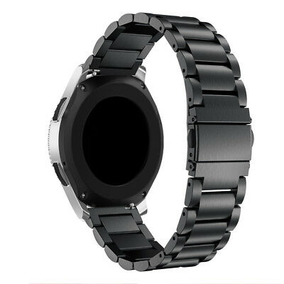 For Samsung Galaxy Watch 46mm Strap Stainless Steel Replacement Wrist Band 2