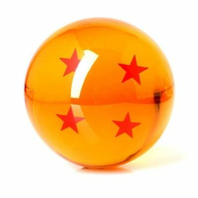Dragonballs 7 Piece Set Z/GT/Super Stars Crystal Ball Collection Set Gift Box