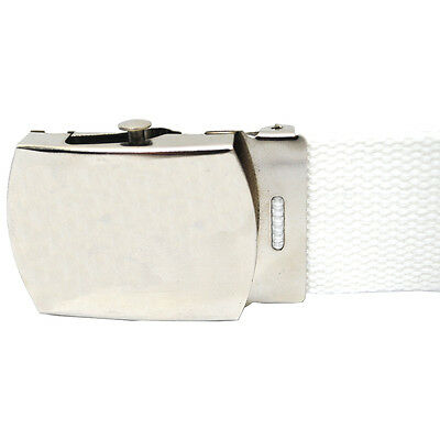 Military Style Canvas Web Belt - BUY 2 GET 1 FREE, JUST ADD THE 3 BELTS TO CART 3