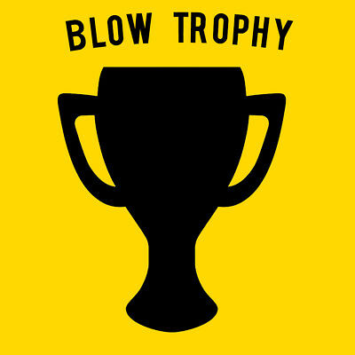 """Fantasy Football Trophy Blow Trophy GIANT Inflatable 24"""" x 20"""" Annual Perpetual 11"""