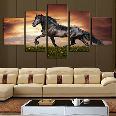 Large Canvas Huge Modern Home Wall Decor Art Oil Painting Picture Print No Frame 7