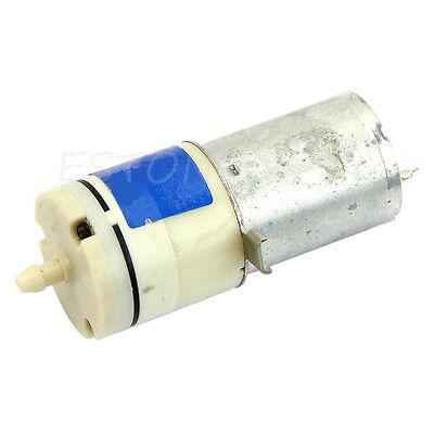 DC12V Mini Air Pompe  Aquarium Eau Oxygène Électroniques Sphygmomanomètre 3