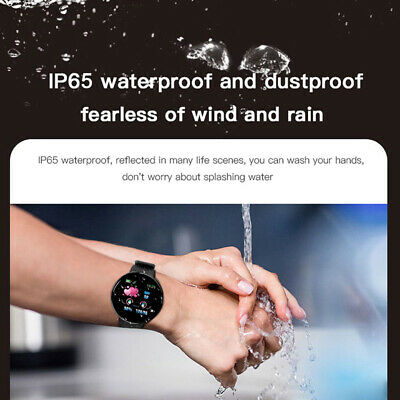 Smart Watch Fitness Sport Activity Tracker Heart Rate Monitor For Android iOS 3