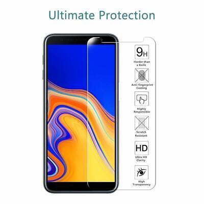 Vitre Film Protection Verre Trempé Samsung Galaxy S5/S6/A3/A5/A6+ J3/J5/J6 Plus 7