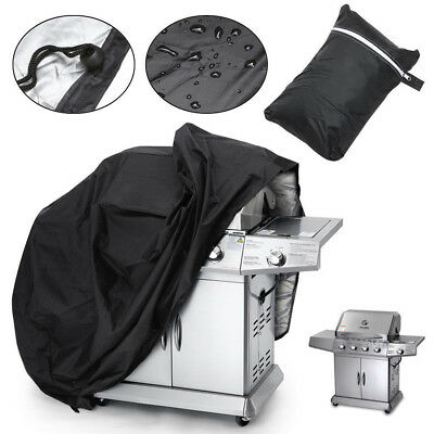 Xs-Xlarge Bbq Cover Heavy Duty Waterproof Rain Snow Barbeque Grill Protector Uk 5