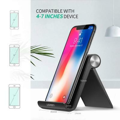 Ugreen Mobile Phone Stand Holder Desk Cradle for iPhone X 8 6S 7 Plus Samsung S9 2
