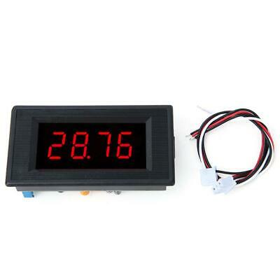1PC 5135A DC5V High Accuracy DC Voltmeter 3 1/2 Digital Panel Meter with Red LED 4