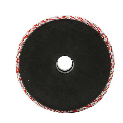1000m Roll Polywire Electric Fence Fencing Stainless Steel Poly Wire Insulator 11