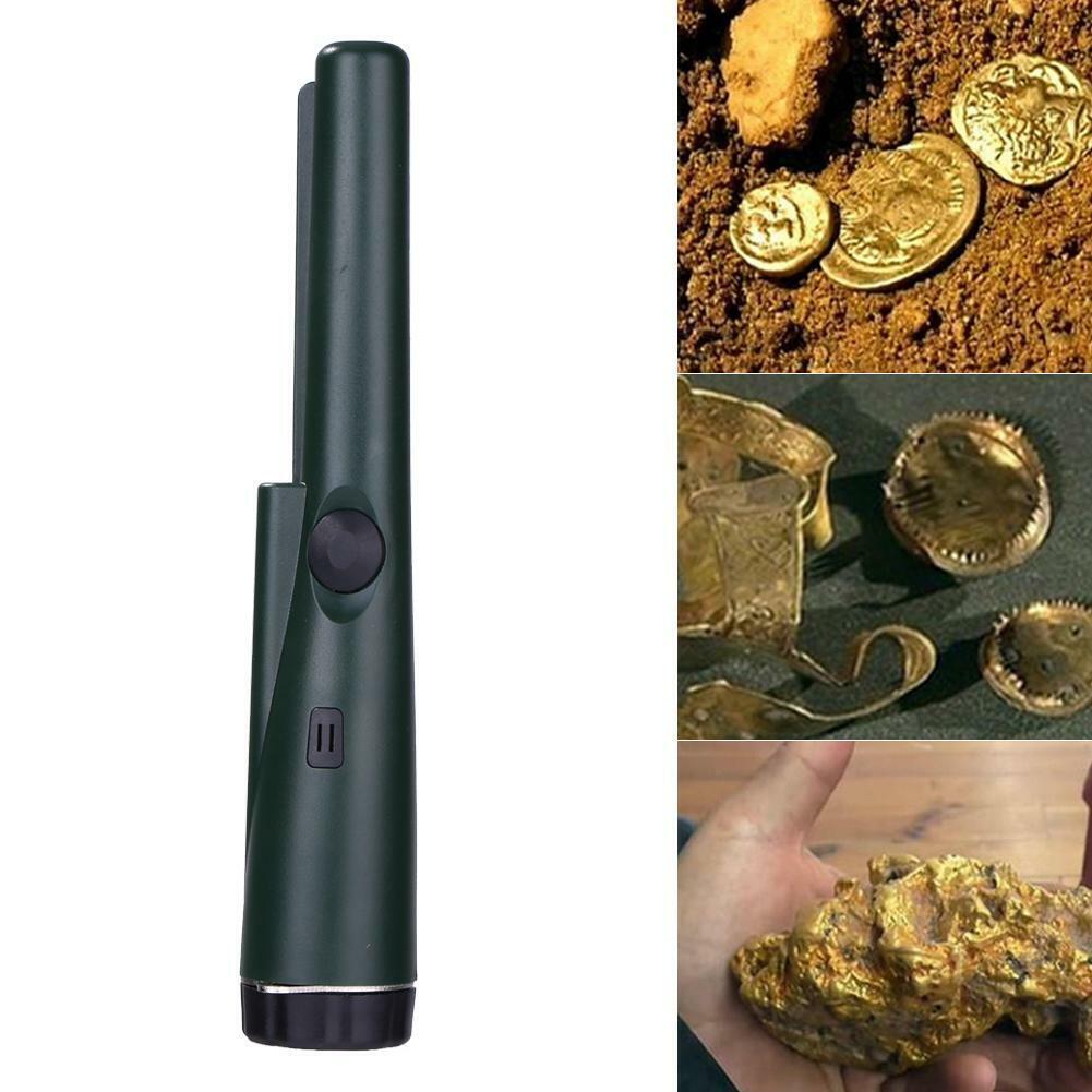 Waterproof Sensitivity Handheld Pinpointer Pin GP-Pointer Probe Metal Detector 7