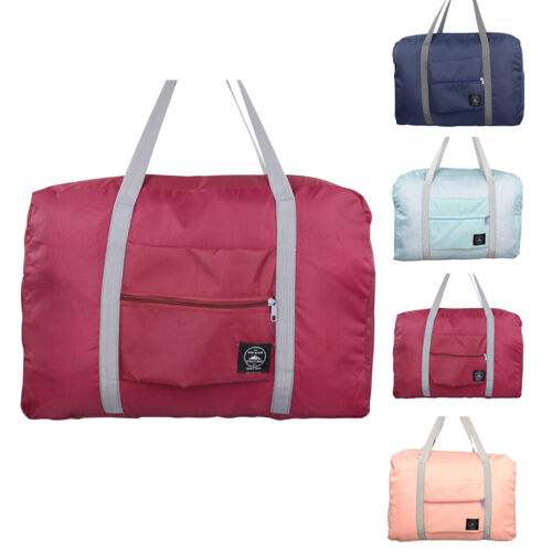 Foldable Large Duffel Bag Luggage Storage Waterproof Travel Pouch Tote Bag Case 3