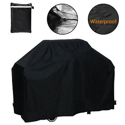 Xs-Xlarge Bbq Cover Heavy Duty Waterproof Rain Snow Barbeque Grill Protector Uk 7