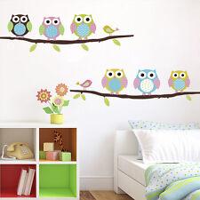 Stickers muraux décoratifs pour chambre d'enfants Coloré BK2X 2