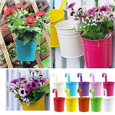 24x Hängeblumentopf Blumentopf Pflanztopf Topf Hängetopf Übertopf Garten Balkon