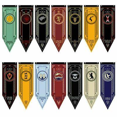 Game of Thrones Banner House Flag Stark Targaryen Lannister Wall Hanging Decor 3