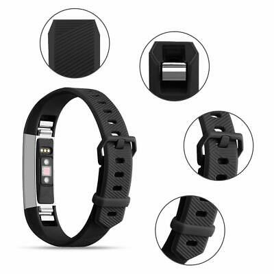 Fitbit Alta | Ace Replacement Wristband Secure Strap Bracelet Silicone Bands S-L 2