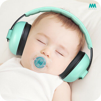 Mumba Baby Earmuffs Ear Hearing Protection Noise Cancelling Headphones For Kids 10