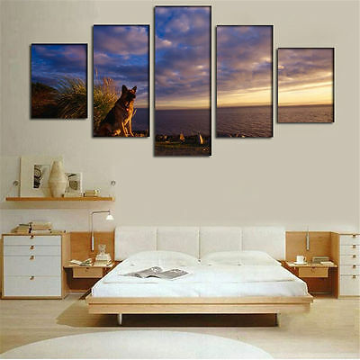 Large Canvas Huge Modern Home Wall Decor Art Oil Painting Picture Print No Frame 5