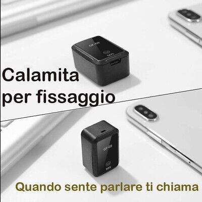 Microspia Ambientale Gsm Micro Audio Vocale Cimice Spia Registratore Spia Card 4