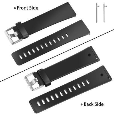 Fitbit Versa/Lite/Versa 2 Replacement Band Wristband Silicone Sports Watch Strap 7