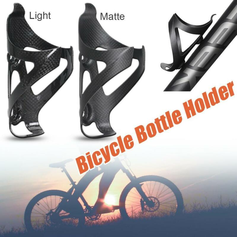 New Arrive Ud 3K Full Carbon Fiber Water Bottle Cage Mtb//Road Bicycle Bottle Hol