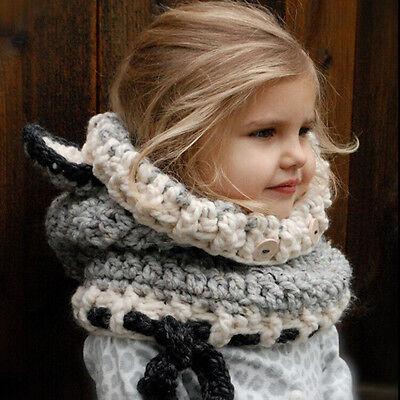 Cute Toddler Kids Earflap Winter Warm Hat Toddler Girl Boy Kids Beanie Cap Lot