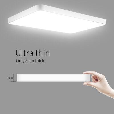 20W-72W LED DECKENLEUCHTE Badleuchte Küche Deckenlampe Dimmbar Wohnzimmer  IP44