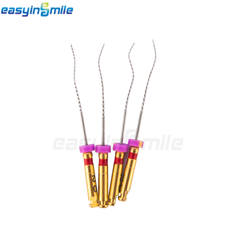 EASYINSMILE Max Series Endodontic Cleaning NITI Endo Finisher Files 4 PCS/Pack 3
