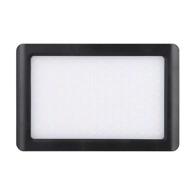 Pad 192 LED Video Light 3200-6000K for DSLR Camera DV Camcorder with Hot Shoe LS 11