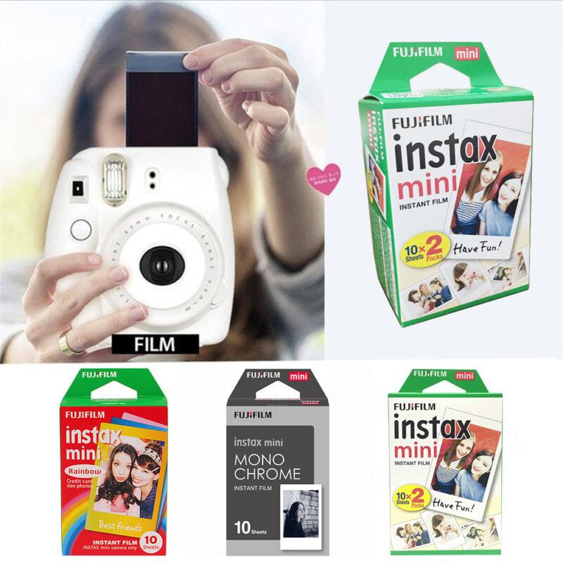 10 Sheet Fujifilm Instax Mini Film Fuji instant photos 7s 8 90 25 50 SP-1 Camera 2