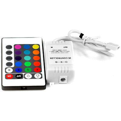 20M 15M 10M 5M 3528SMD LED RGB Color Change Strip Light Kit Flexible Dimmable 6