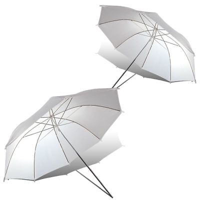 4 pieces 3ColorsTranslucent Soft Umbrella for Photo Video Studio Shooting 3
