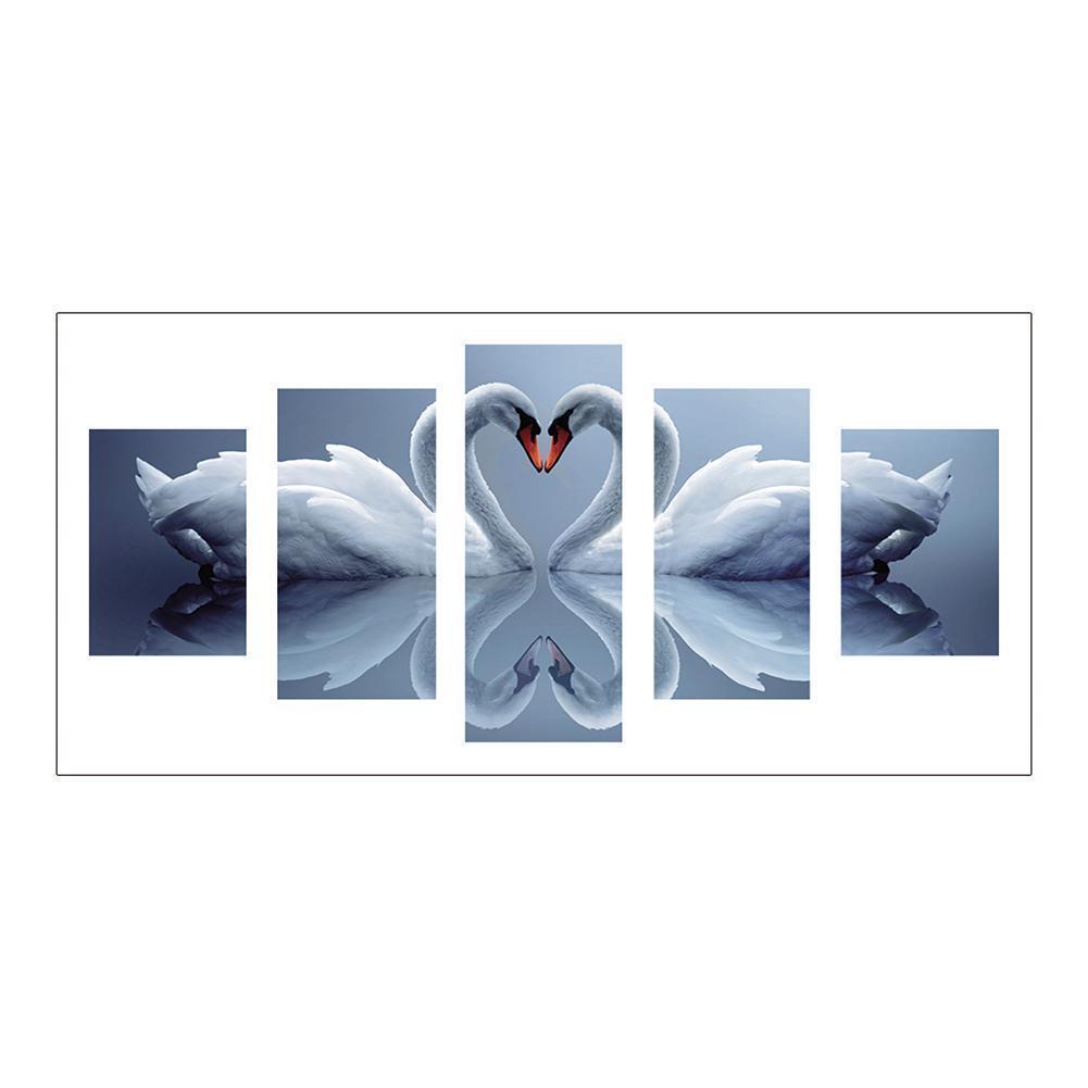 5D DIY Full Diamond Painting Mult-Pictures Diamant Kreuzstich Bild Stickpackung 2